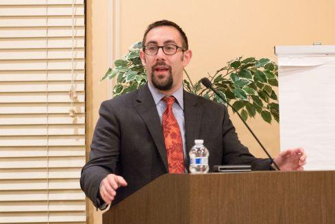Dov Wilker 1-22-14 Membership Meeting